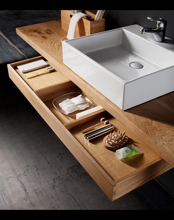 Cassetti per bagno - Organizzare cassetti bagno ...